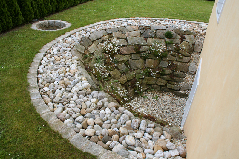Eder & Partner – Garten Und Landschaftsgestaltung » Schotter & Kies