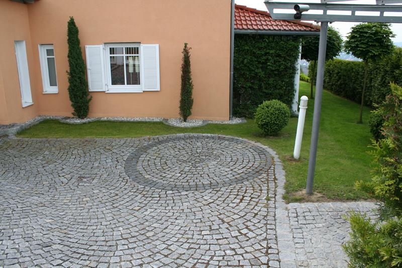 Gartengestaltung, Außenanlagen, Gartenbau, Teiche und Brunnen