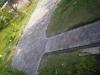 Gehweg und Wege